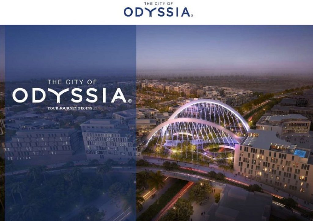 The City Of Odyssia – Sabbour