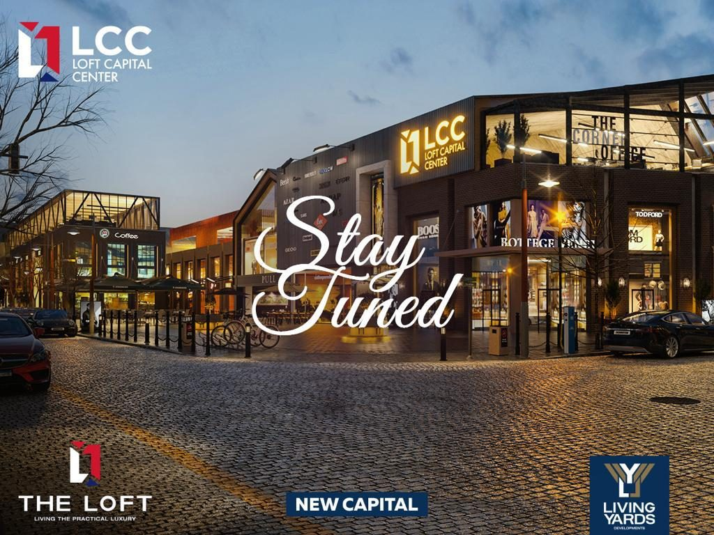 The Loft Capital Center – Living Yards Developments