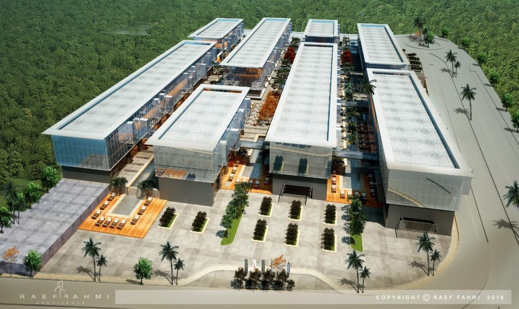 The Waterway Commercial – Equity Real Estate Development
